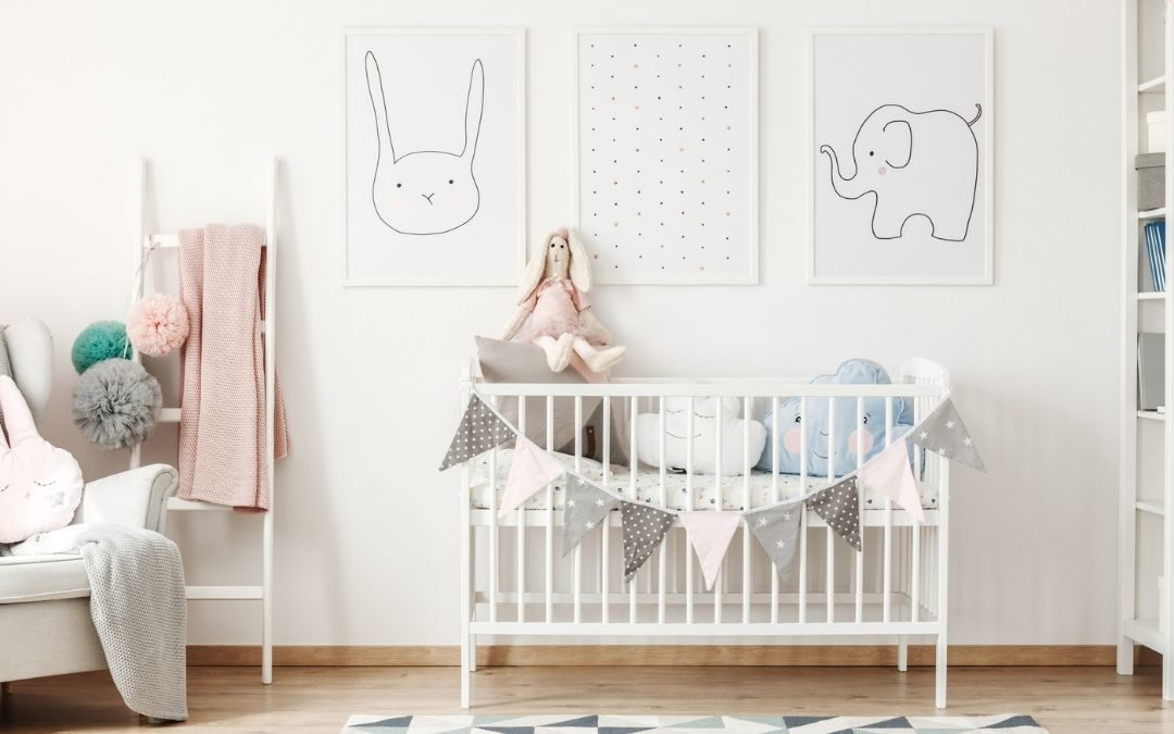 Make your baby more comfortable with these simple nursery changes