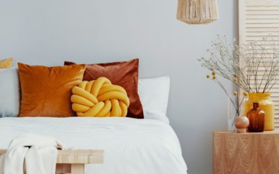 Prepare your bedroom for the fall with these 5 easy tips
